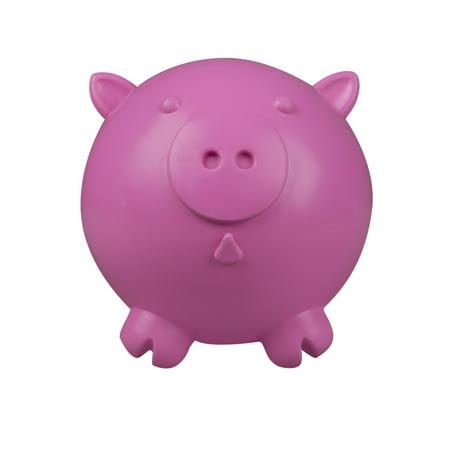 Premier Pet Treat Dispensing Pig Dog - Treat Dispensing Rubber