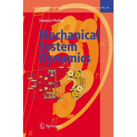 Mechanical System Dynamics - image 1 of 1