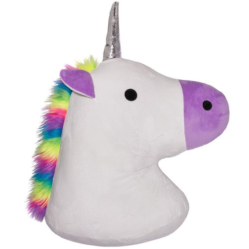 Zoomie Kids Hardman Unicorn Pillow