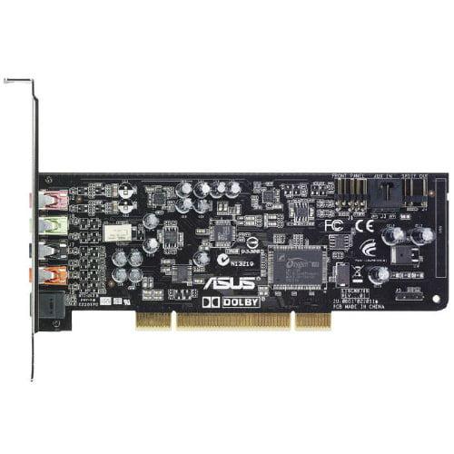 Asus XONAR DG Sound Board Xonar DG Headphone Amp and Audio Card