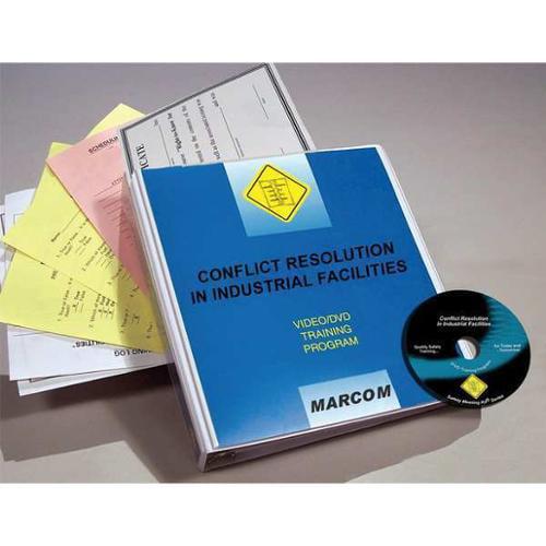 Marcom V0000609SM Conflict Resolution Training, DVD