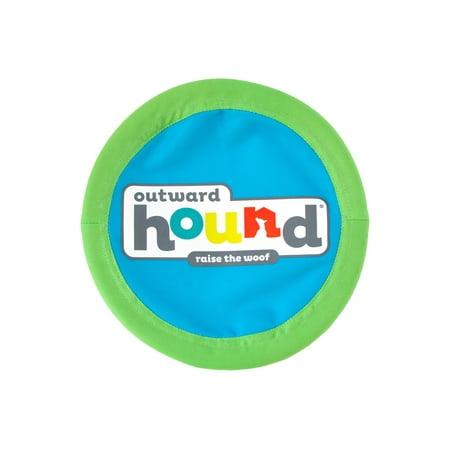 Outward Hound Soft Fetch Flyer, Dog Fetch Toy (Outward Hound Tent)