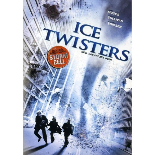 Ice Twisters / Storm Cell Double Feature (Widescreen)