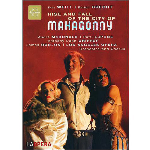 Anderson Rise And Fall Of The City Of Mahagonny (Widescreen)