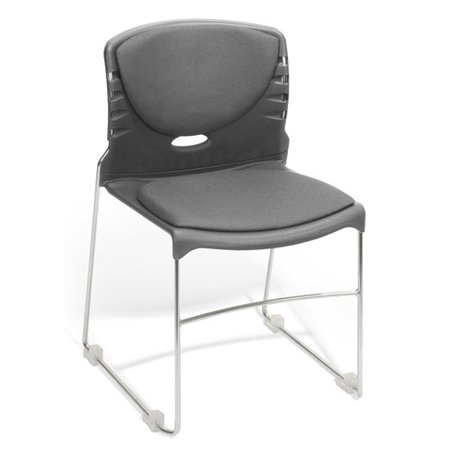 Ofm Armless Stacking Chair