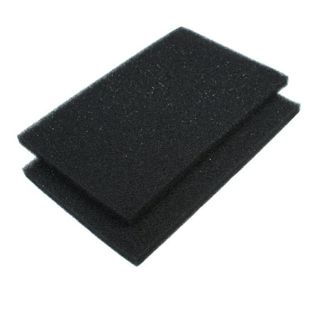 Black Sponge Filter Rectangle Fresh Water Aquarium Filter 20