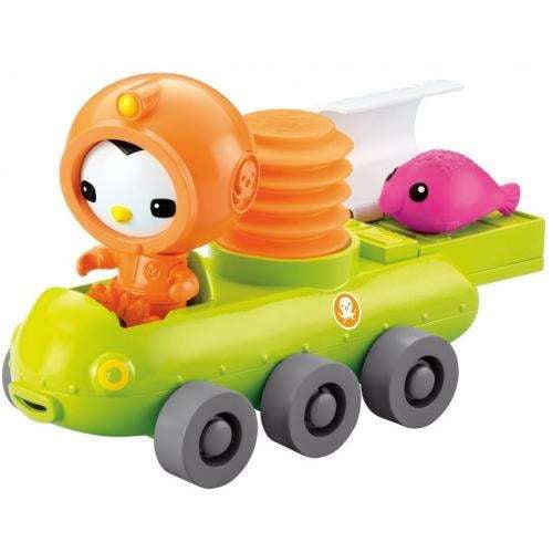 Octonauts Peso's Deep Sea Octo-Buggy Play Set