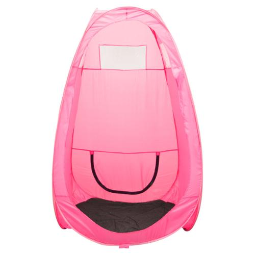 Tanning Booth Pop Up Tent for Airbrush Spray Tan PINK 1A
