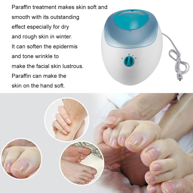 NEW Upgraded 200W Paraffin Therapy Bath Wax Pot Warmer Be...