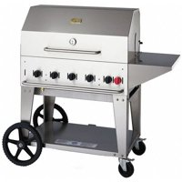 Gas Grill,LP,BtuH 79500 CROWN VERITY MCB-36 PKG