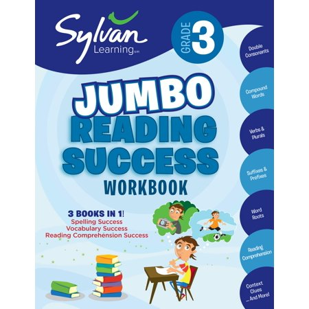 Language Arts Super Workbooks: 3rd Grade Jumbo Reading Success Workbook: Activities, Exercises, and Tips to Help Catch Up, Keep Up, and Get Ahead (Paperback) - 3rd Grade Halloween Writing Activities