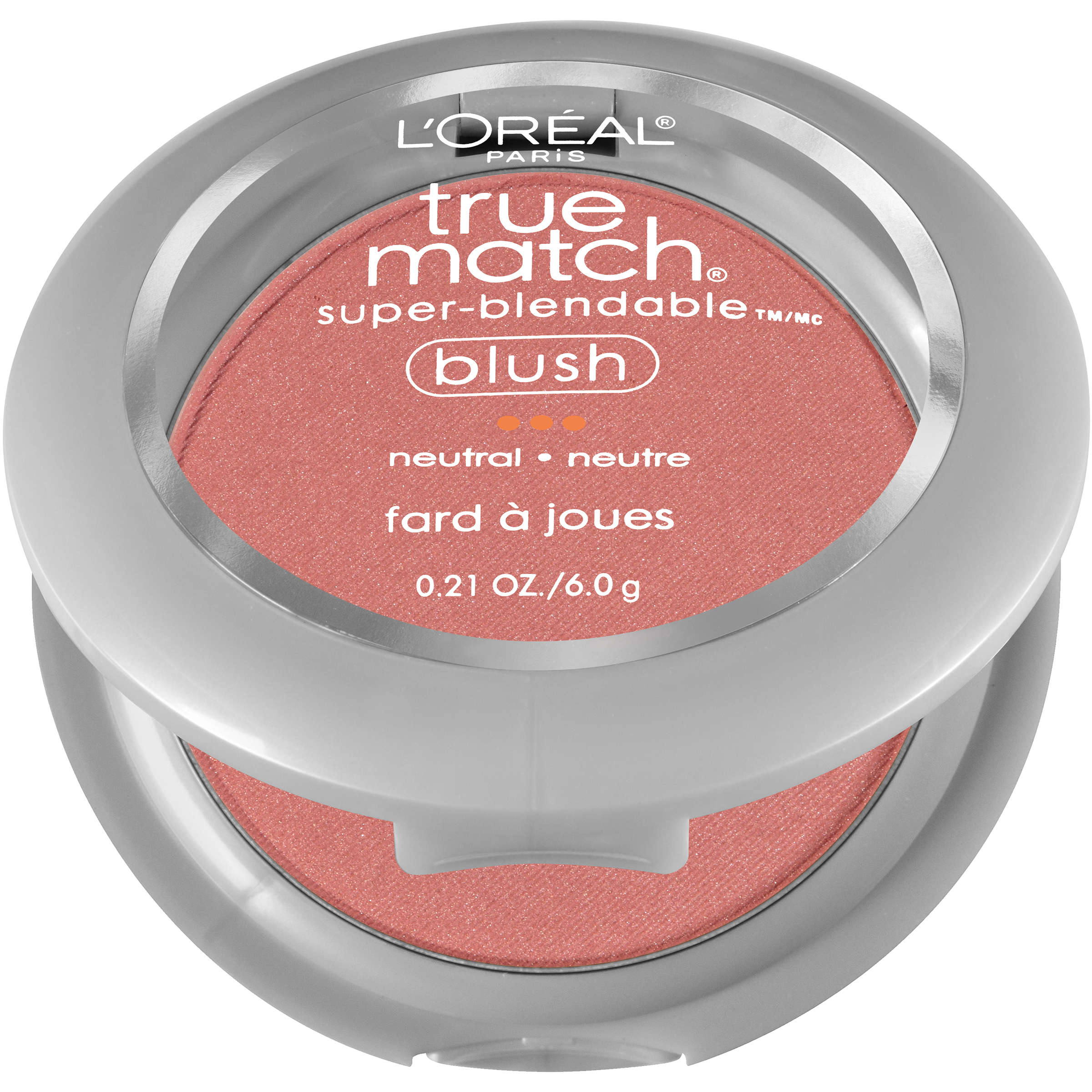 TRUE MATCH BLUSH APRICOT KISS