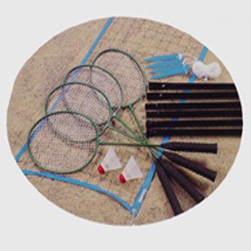 Spalding Power Play Badminton Set by