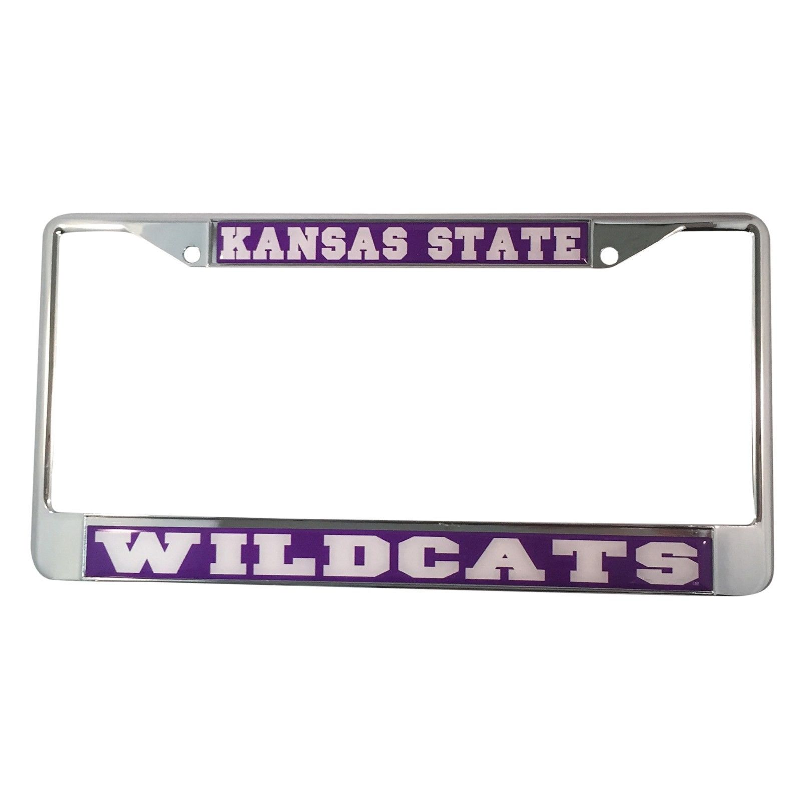 Kansas State University Wildcats License Plate Frame