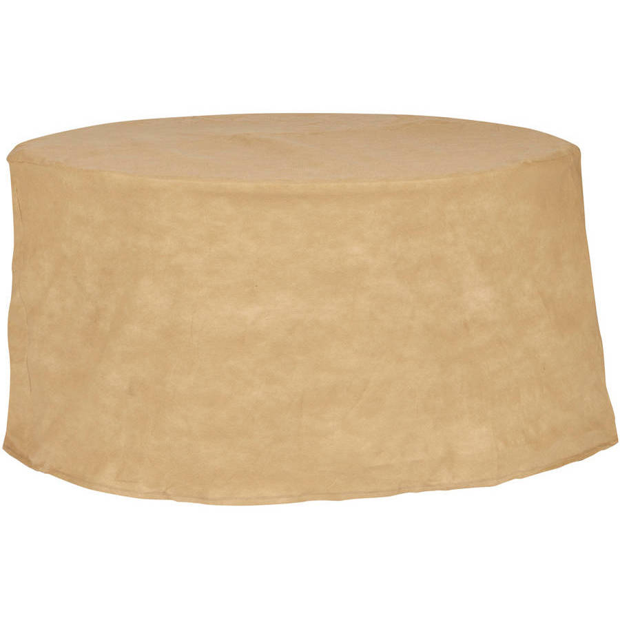All-Seasons Round Patio Table Cover, 72\