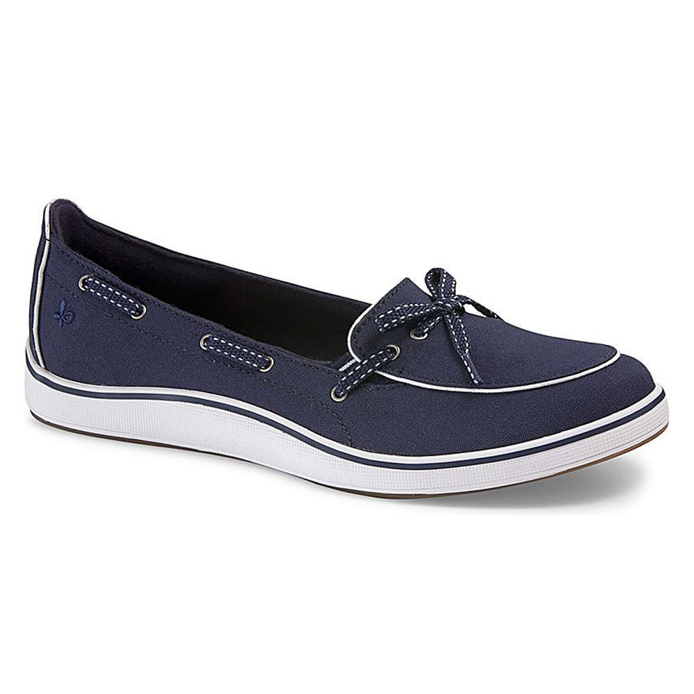 Grasshoppers Women's Windham Slip-On Size 6.5 Navy by Keds