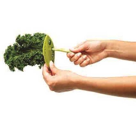 Looseleaf Greens Stripper Kale Herbs 8 Holes Dishwasher Safe