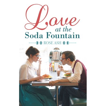 Polished Chrome Soda Fountain - Love at the Soda Fountain - eBook
