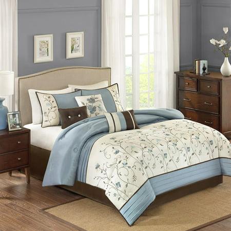 Better Homes And Gardens Ashlyn 7 Piece Comforter Bedding Set