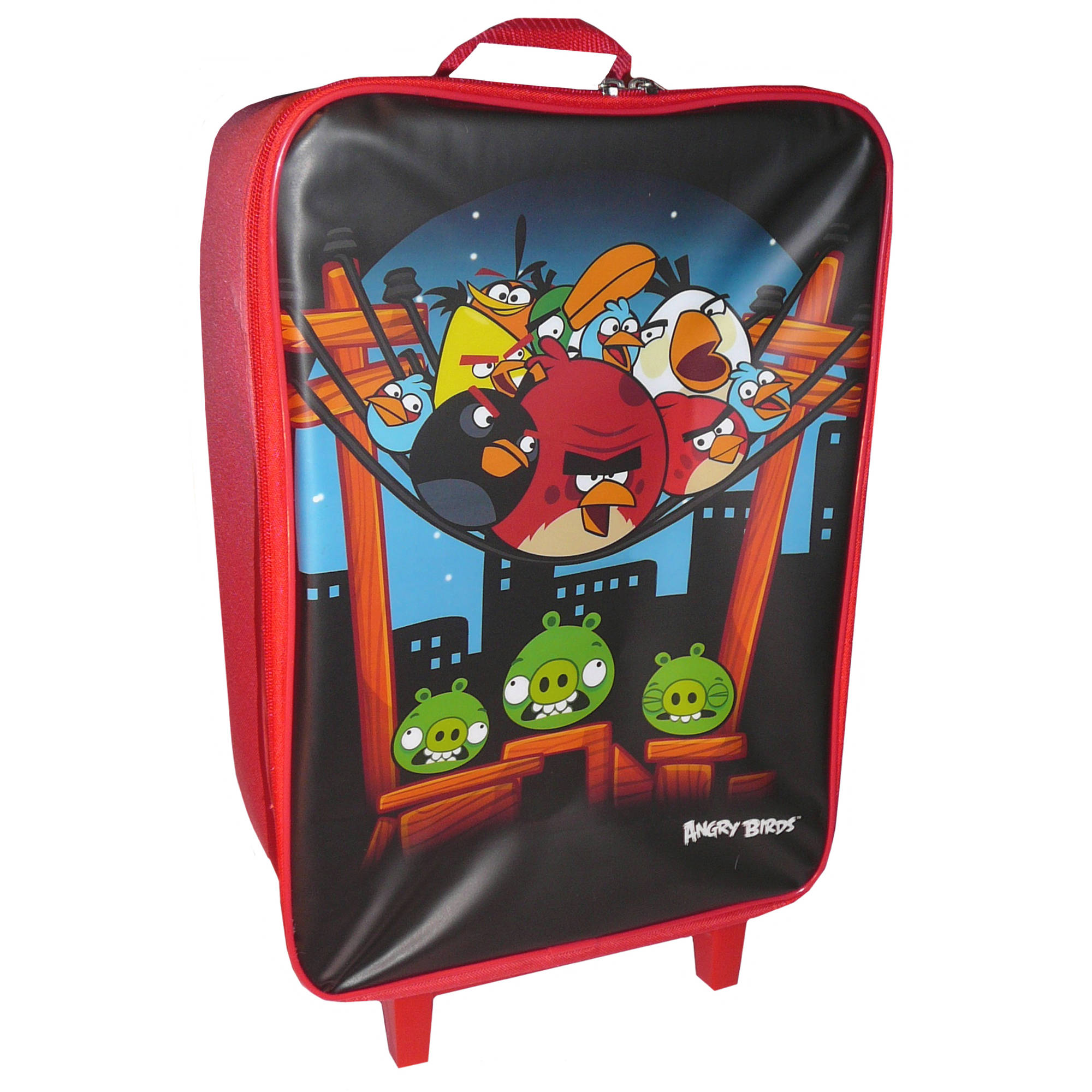 Angry Birds Rolling Luggage