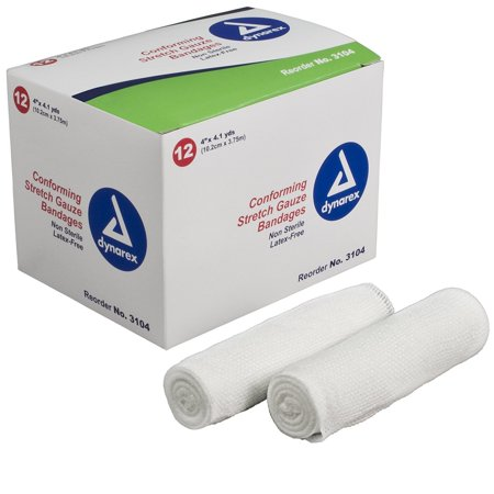 (3 Box CONFORMING STRETCH GAUZE 4
