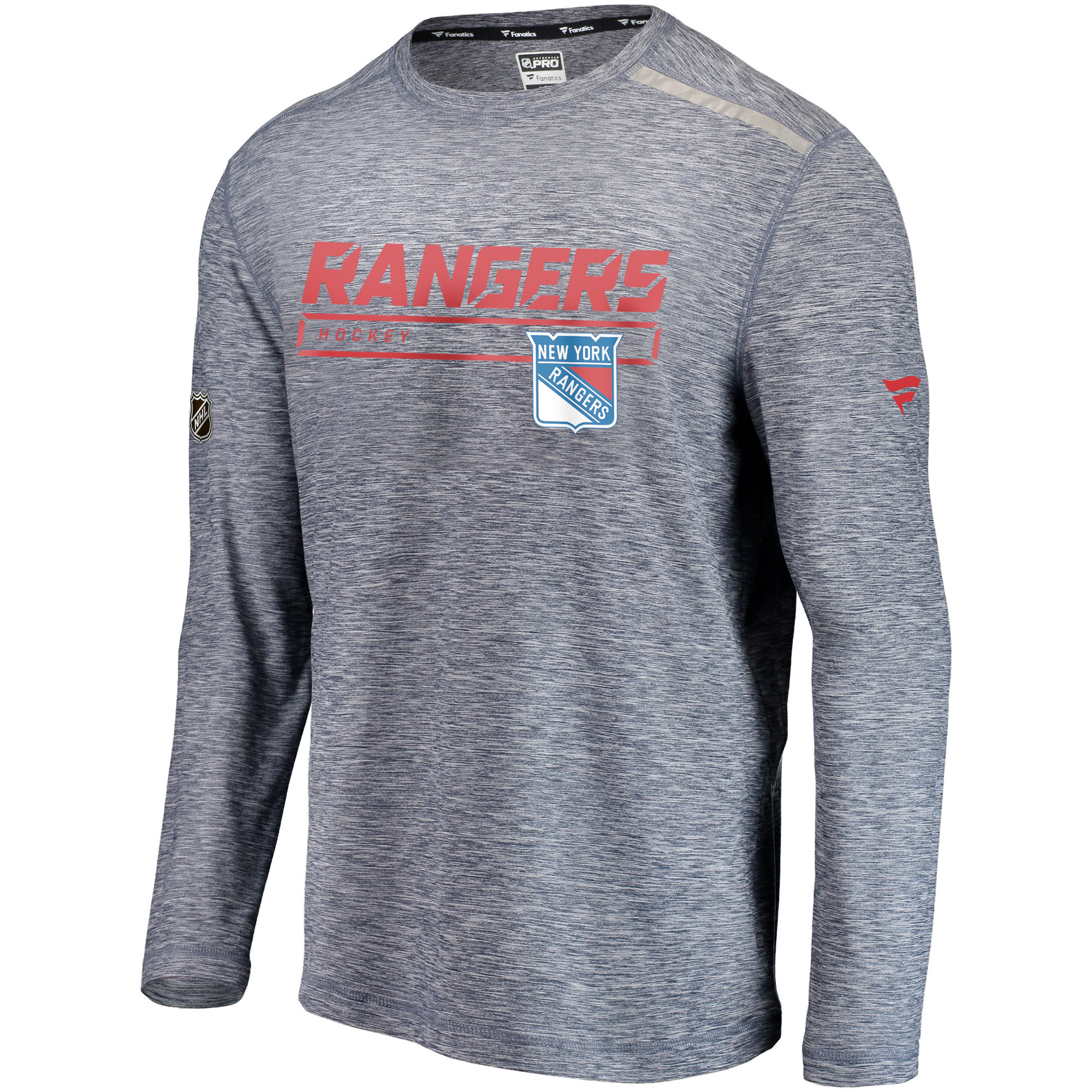 369fdbe219e New York Rangers T Shirt Grey – EDGE Engineering and Consulting Limited