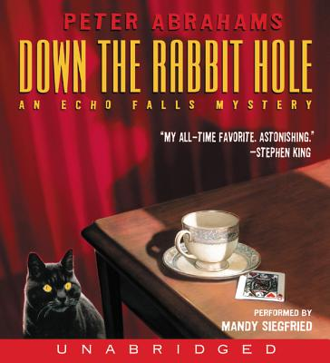 Down the Rabbit Hole - Audiobook