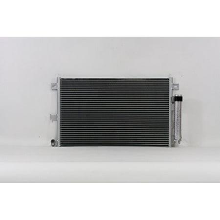 A-C Condenser - Pacific Best Inc For/Fit 3481 06-15 Mazda MX-5 Miata w/Receiver &