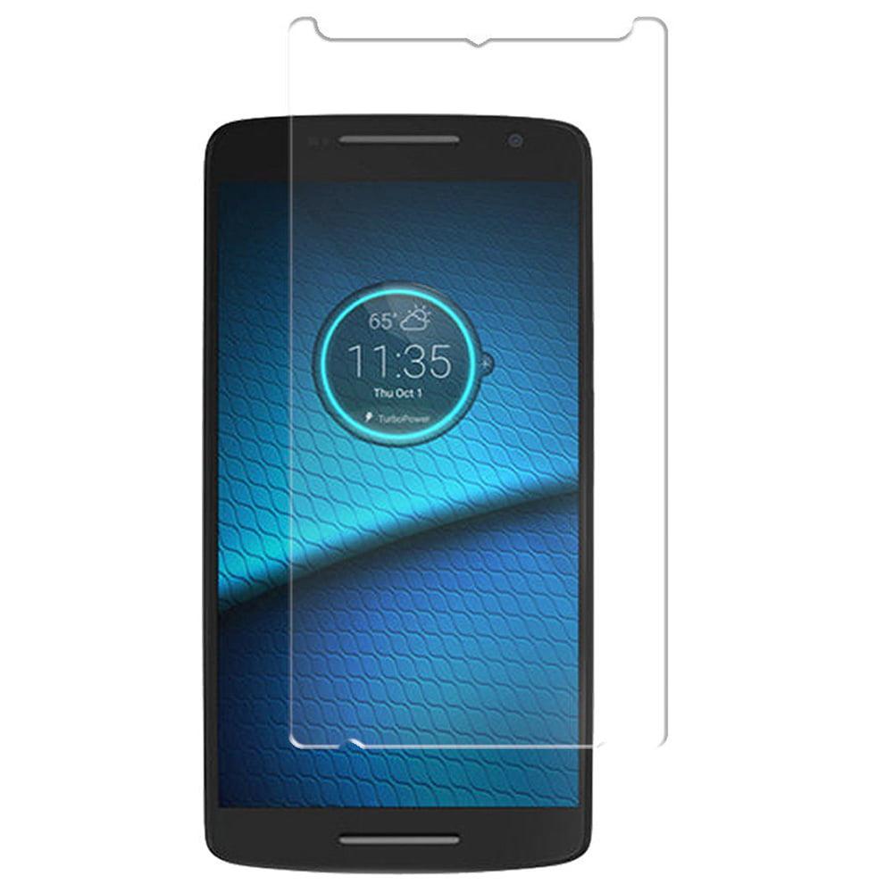 Arc® Motorola Droid Turbo 2; M-X3 Tempered Glass Screen Protector