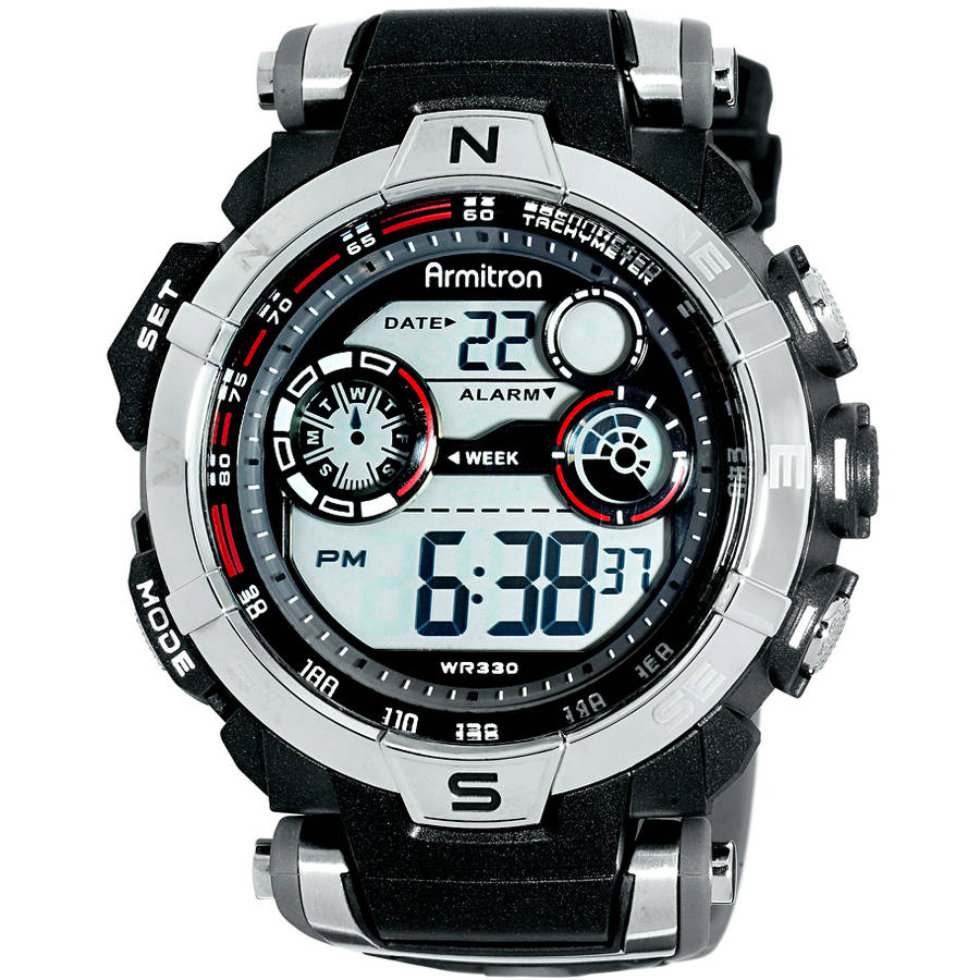 Armitron Men's Multi-Functional Digital Sport Watch