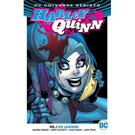 Harley Quinn Vol. 1: Die Laughing - Harley Quinn Diy