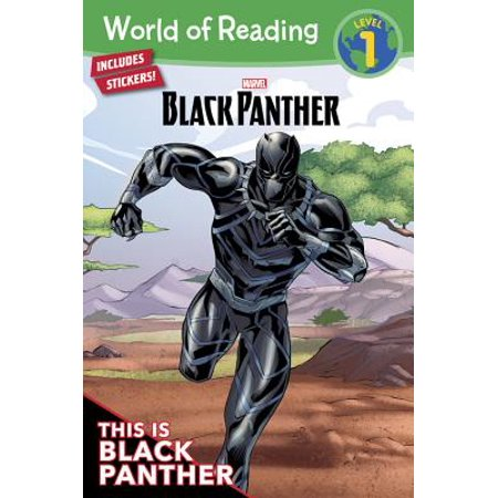This Is Black Panther (Paperback) (Think Panther)