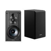 Deals on Sony SS-CS5 Stereo Bookshelf Speakers