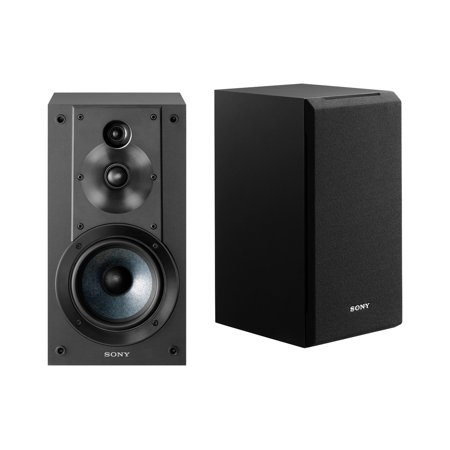 Universal Stereo Speaker System - Sony SS-CS5 Stereo Bookshelf Speakers