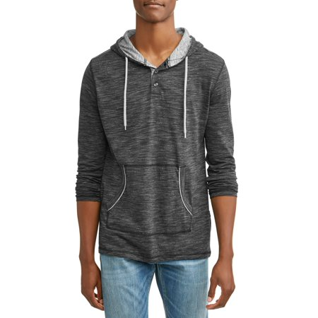 Men's Long Sleeve Raino Hoodie, Available Up To Size Xl ()