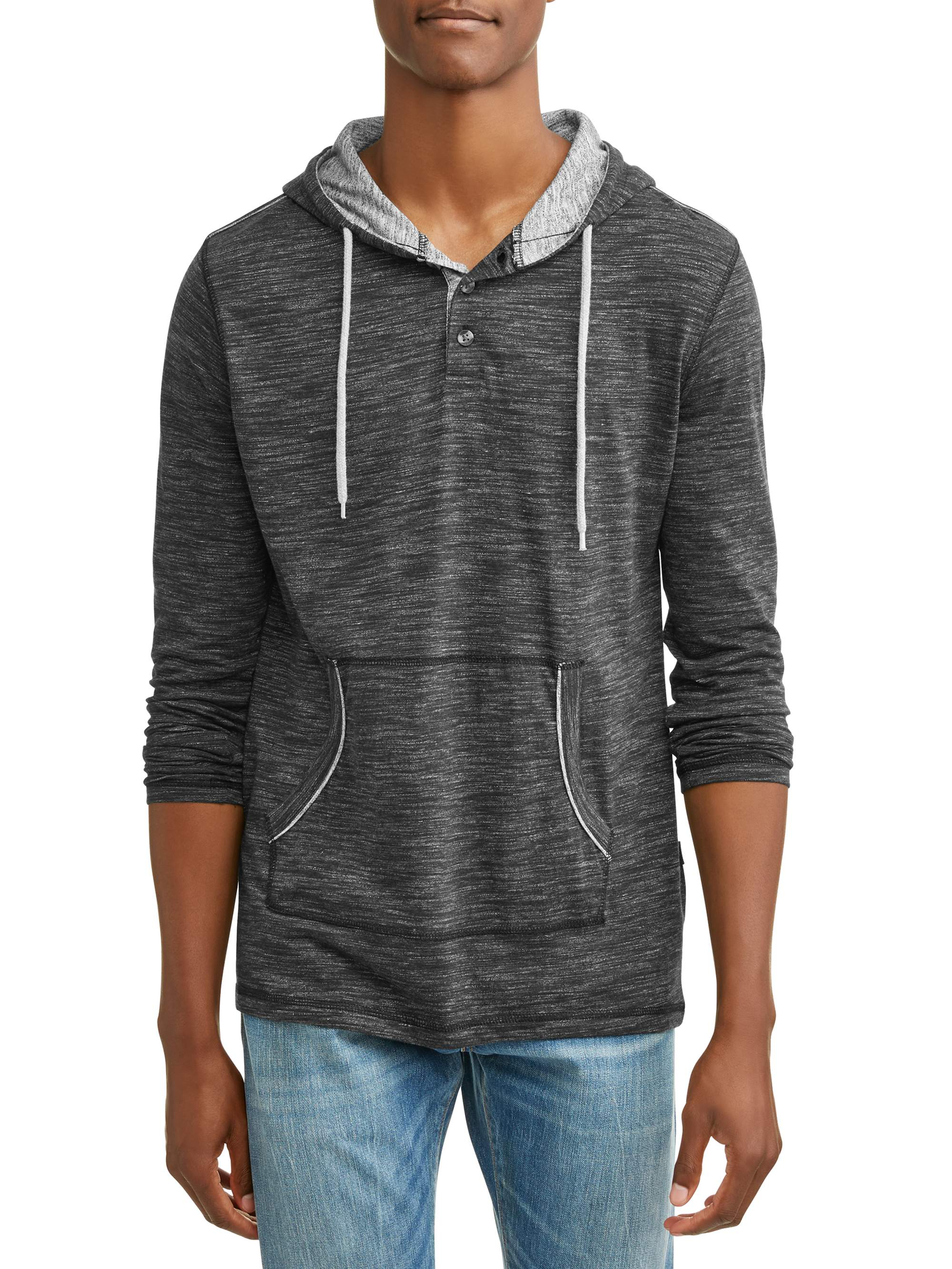 Men's Long Sleeve Raino Hoodie, Available Up To Size Xl