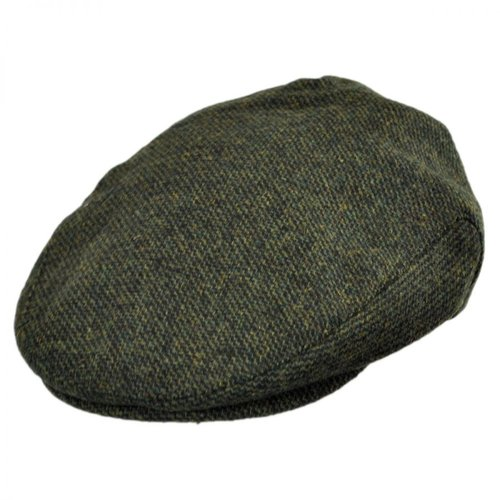 Brixton Hats Hooligan Houndstooth Plaid Ivy Cap SIZE: S