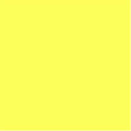 Fadeless 50 Lbs. Fadeless Sulphite Acid-Free Art Paper Roll - 48 in. x 50 Ft. - Sunshine Yellow - Fadeless Paper