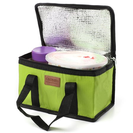 Waterproof Insulated Thermal Cooler Lunch Bag Handbag Pouch Picnic Storage Box Lunch Bags](Ice Blue Contact Lenses Halloween)