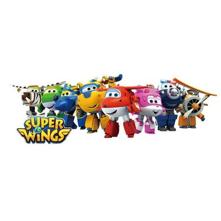 "Super Wings - Transforming Donnie, 5"" Scale - image 1 de 3"