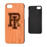 Rhode Island Rams Cherry Wood iPhone 7 Case
