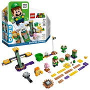 LEGO Super Mario Adventures with Luigi Starter Course 71387 Building Toy Playset (280 Pieces)