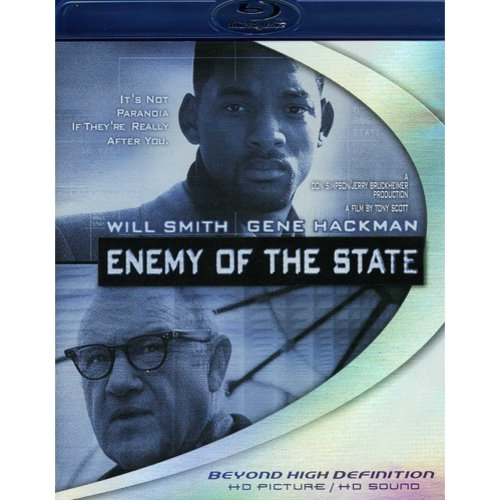 Enemy Of The State (Blu-ray) (Widescreen, Full Frame)