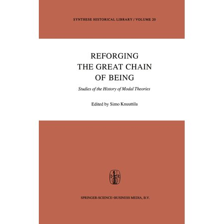 Reforging the Great Chain of Being - eBook ()