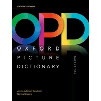 Oxford Picture Dictionary Third Edition: English/Spanish Dictionary (Paperback)