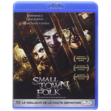Small Town Folk [ Blu-Ray, Reg.A/B/C Import - France (Best Small Towns In France)