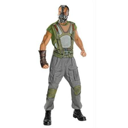 Bane Halloween Costume Diy (Costumes For All Occasions RU880670MD Batman Bane Adult)