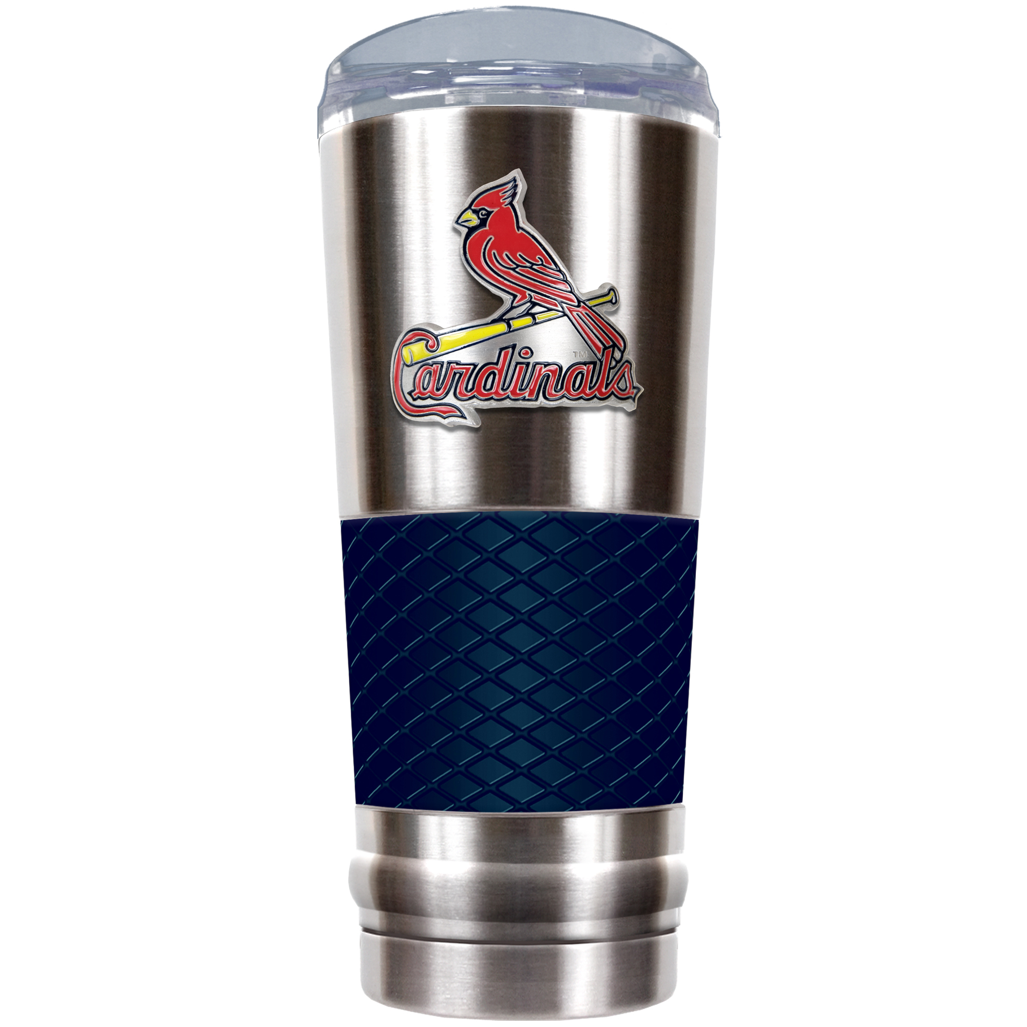 St. Louis Cardinals 24oz. Draft Tumbler - Blue - No Size