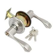 Bedroom Washroom Door Right Hand L Shape Handle Knob Lock Lockset w KeysBedroom Door Knobs. Bedroom Door Handles. Home Design Ideas