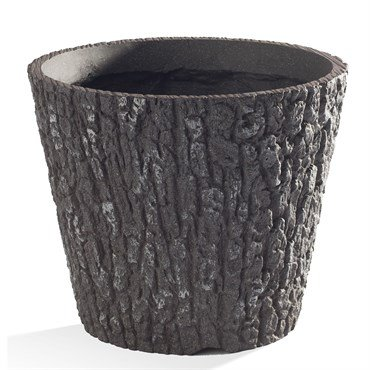 Nature Innovations Natures Look Oak Planter - 12